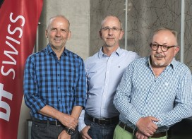 Ownership of DT Swiss Group Changed