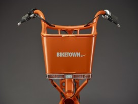 Nike Starts in Bikes at Portland's Bike Share System