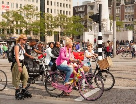 Dutch To Export Their Culture At European Cycling Festival