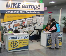 Stop By the Bike Europe Booth at Taipei Cycle