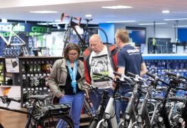 2015年荷蘭電動自行車市場大幅成長