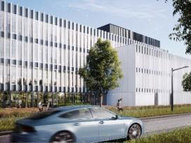 Shimano Europe新總部開始動工