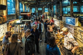 Successful Premiere for Urban Bike Festival Zurich