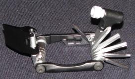 Winride Minimizes Bike Tools