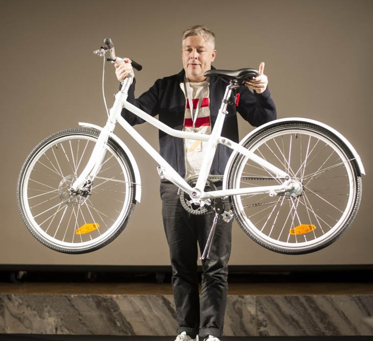 global start in bikes by ikea bike europe. Black Bedroom Furniture Sets. Home Design Ideas