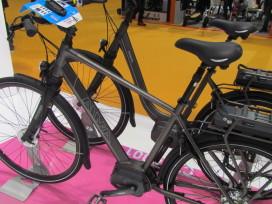 2016 Shanghai Show: Chinese E-Bike Makers Turn to Europe