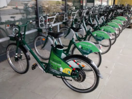 E- Bike Share Schemes Rolling Out Across UK