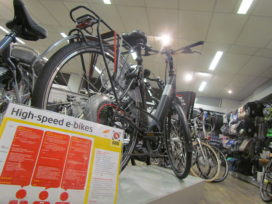 European Commission Confirmed Categorization Speed E-Bikes
