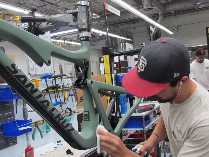 santa cruz mtbs to be made in germany bike europe. Black Bedroom Furniture Sets. Home Design Ideas