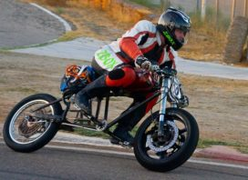 Conference on High Speed E-Bike Racing