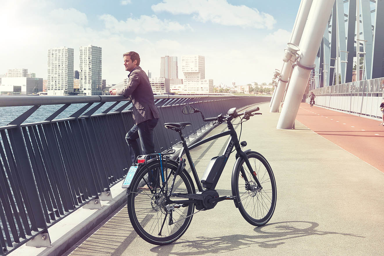 e bikes reach new record in the netherlands bike europe. Black Bedroom Furniture Sets. Home Design Ideas