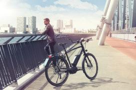荷蘭電動自行車銷量創歷史新高