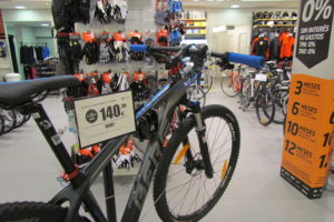 Spanish Bike Market Shows Small Growth