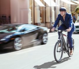 Standard for Speed E-Bike Helmets Published