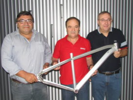 Portuguese Alloy Frame Maker Triangle's Starts Slowly in October