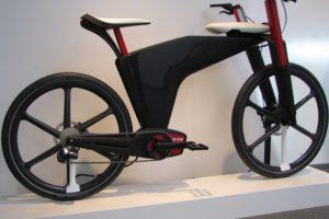 Brose Exhibits E-Bike Design Study 'Visionbike'