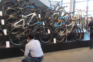Eurobike 2016; Outlook is Mixed but Not for E-Bikes