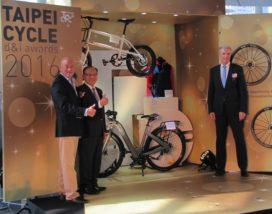 Taipei Cycle d&i Awards 2017 Open for Entries