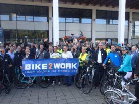 Leaders' Ride Opens Eurobike 2016
