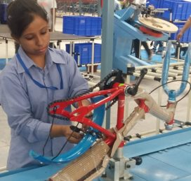 TI Cycles Open 4th Bicycle Factory in India