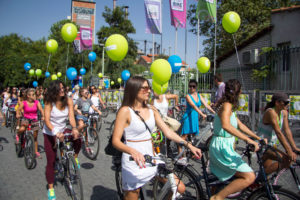 Athens Celebrates 7th Bike Festival