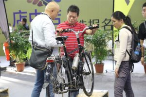 Depressed Chinese Market Impacts Asia Bike Show