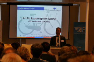 ECF Starts Development of EU Cycling Strategy