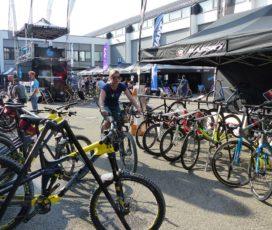 庫存壓力和居家用品展影響了參觀歐洲自行車展的買主人數