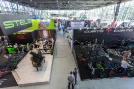 俄羅斯新的自行車展