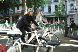 Speed E-Bike Helmets: Who Is First?