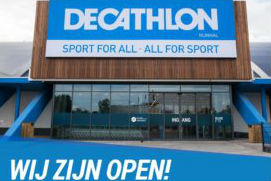 Decathlon's Strategy Switch to Outlets in City Centers
