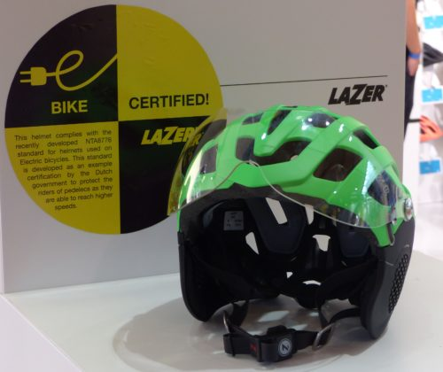 Bike europe lazer speed e bike helmet1 500x420