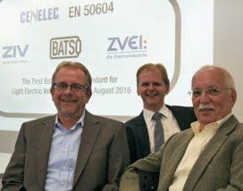 EU Standard for E-Bike Batteries Published