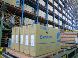 Giant Sees Sales Drop in 2016