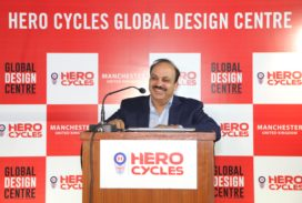 Hero Cycles Sets Up Global Design Center in UK