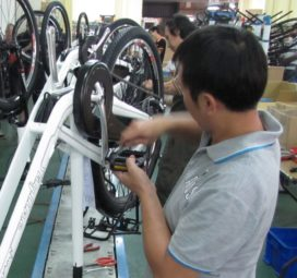 Credit Suisse Expects Continued Decline of Taiwan Bicycle Export