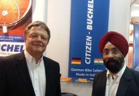 Büchel於印度新設廠與Citizen合作