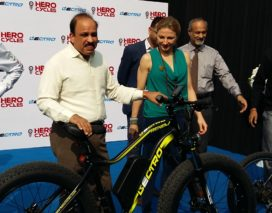 Hero Cycles Targets E-Bike Market