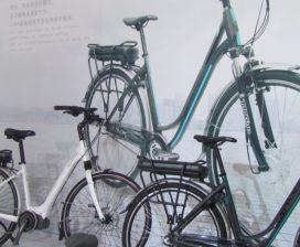 歐盟統計局的資料顯示出異常的高速電動自行車進口數量