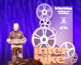 2018年的 Interbike 候選舉辦地點為美國鹽湖城及丹佛場地