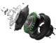 Accell Launches E-Bike Motor with Integrated 5-Speed Gear Hub