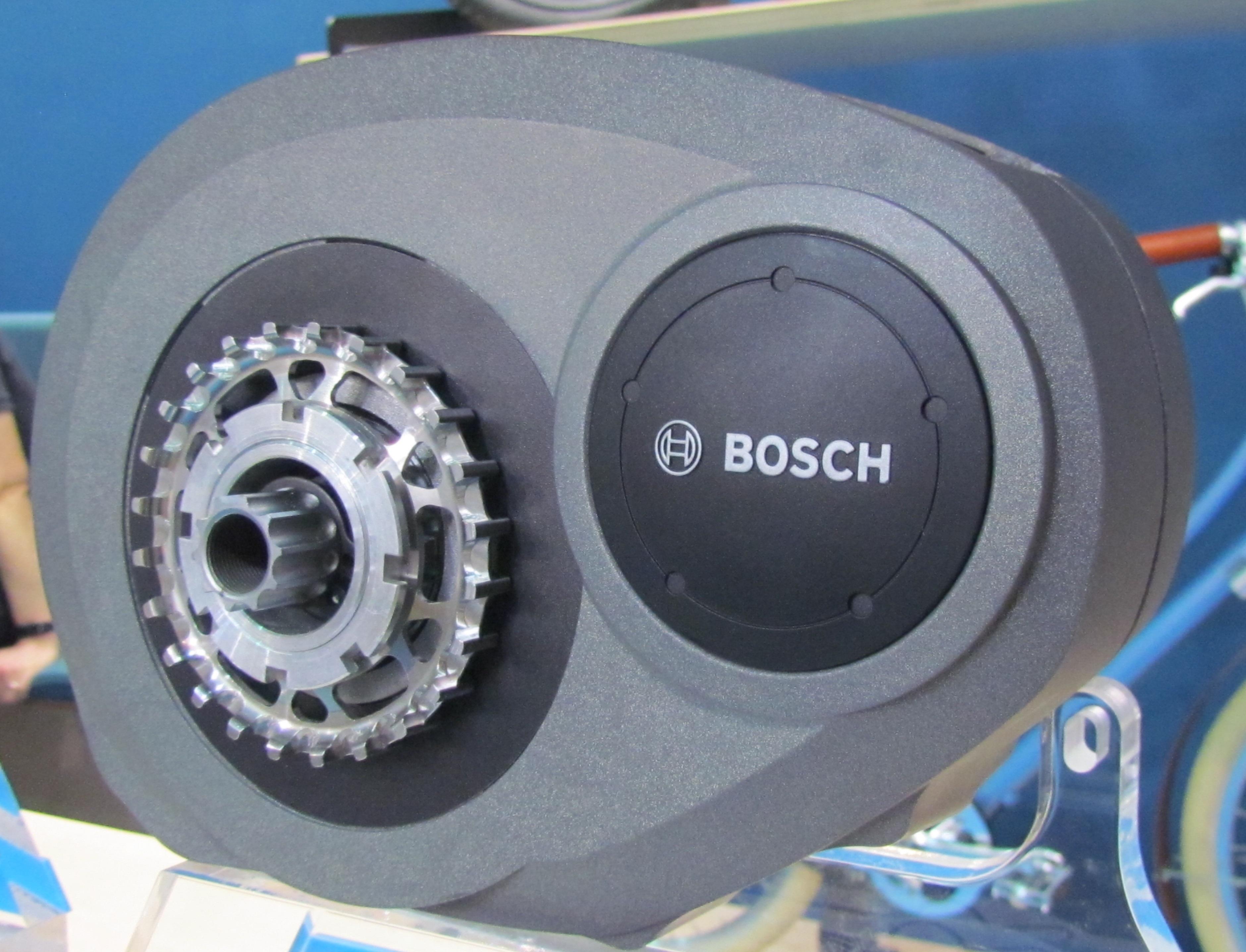 bosch brings mid motor for lower price segments bike europe. Black Bedroom Furniture Sets. Home Design Ideas