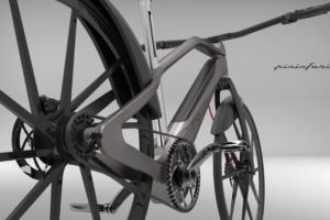 Pininfarina Designed Diavelo E-Bike at Taipei Cycle