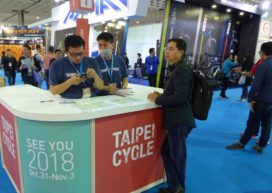 Taipei Cycle Grows in Asian Visitors