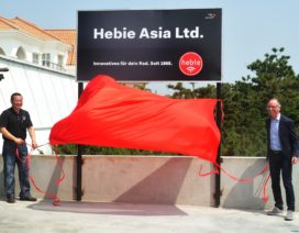 German Hebie Opened Subsidiary in Taiwan