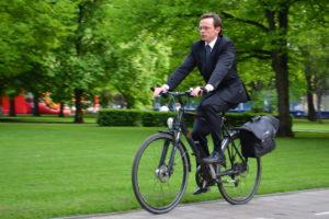 Tax breaks for bike commuters – a European trend