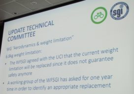 UCI Weight Limit on Pro Road Racers Expected to Change