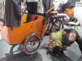 27th China International Bicycle Fair Kicked Off in Shanghai