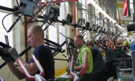 Cycling Brings Jobs to Europe