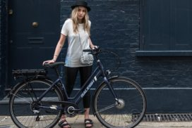 Raleigh's UK Resurgence Powered by E-Bikes